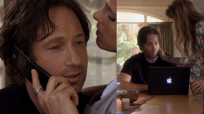Hank learns to embrace both modern technology and the women who use it.