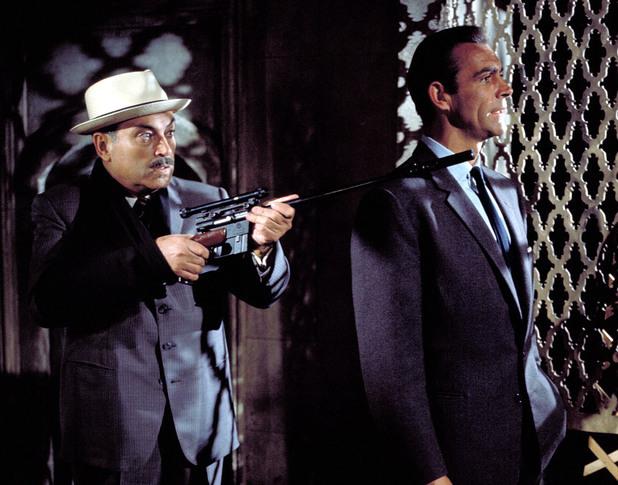Bond must trust Kerim a heck of a lot.