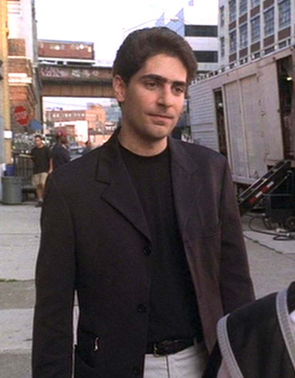 """Michael Imperioli as Christopher Moltisani in """"D-Girl"""", Episode 2.07 of The"""