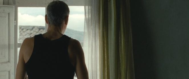 Heck, even John McClane wore a white undershirt. Jack's soul must be blacker than Humphrey Bogart's lungs.