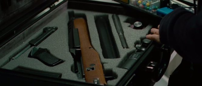 Does your briefcase look like this? If not, you clearly need a more badass line of work.