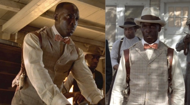Nucky Thompson may get more attention on Boardwalk Empire, but there's no doubt that Chalky White is the true BAMF of the show.