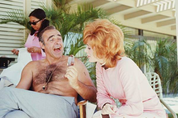 So Sean Connery likes fudgsicles... Try to remember that.