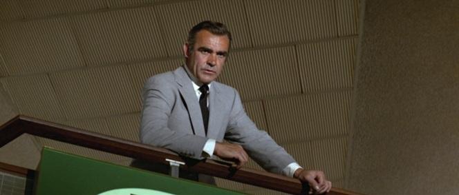 Bond at McCarran.