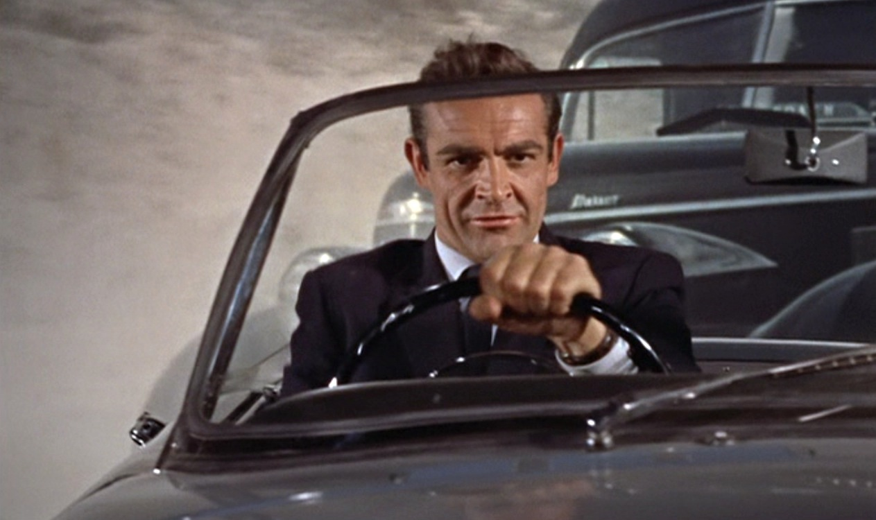 What Car Did James Bond Drive In Dr No