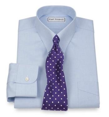 Gatsby PF Blue Shirt 1507