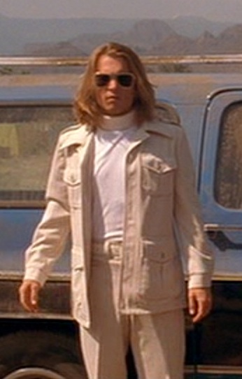 George Jung S White Leisure Suit In Blow Bamf Style