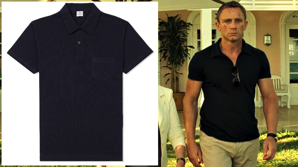 clothes worn james bond casino royale