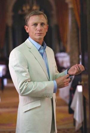 Daniel Craig in Layer Cake (2004).