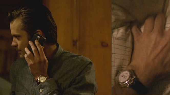 Any thoughts on Raylan's watch?