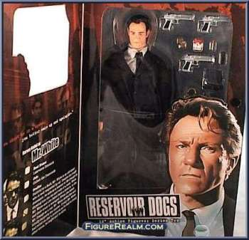 If you're not into wearing black suits, you can at least buy a doll that is. This is an actual item that exists.