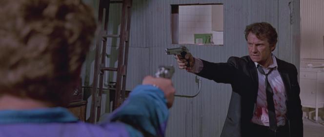 Mr. White, ardent defender of criminals' rights.