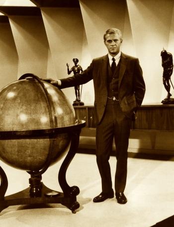 That damn globe again...