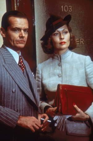 Gittes and client.