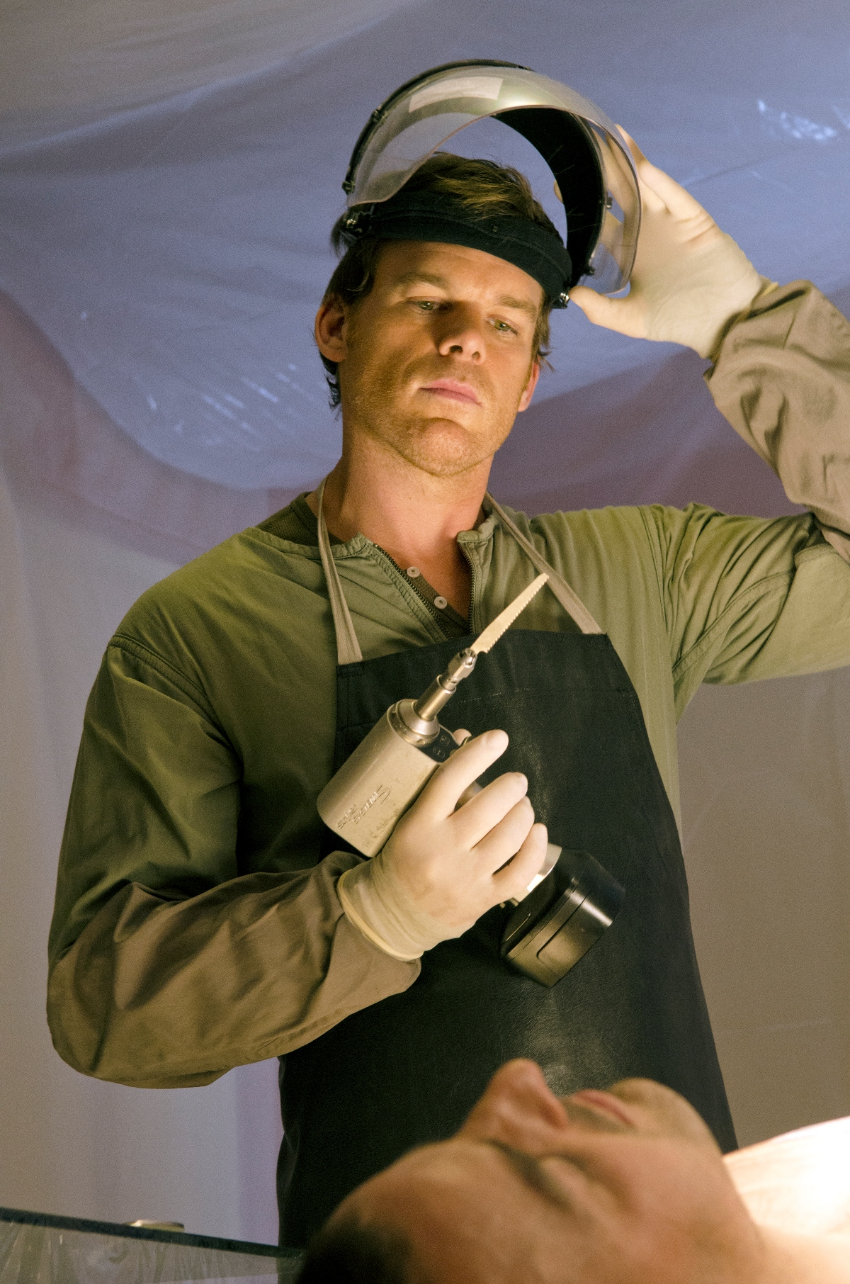 dexter morgan Both dexter, the program, and dexter, the character challenge us to join the  journey along the line separating the execution of moral justice from the depiction .