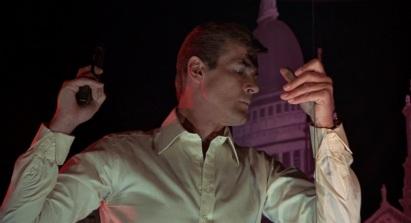 Bowie as Bond.