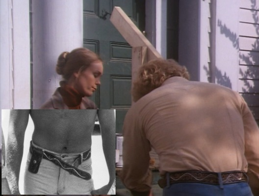 Bo's belt was the only item of either cousin's wardrobe to remain totally unchanged from the show's start to finish.