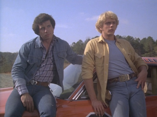 "Luke and Bo in ""Repo Men"" (Episode 1.04)."