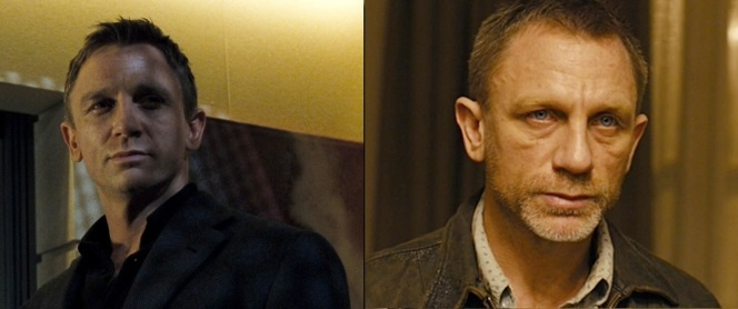 Ah, what six years can do to a secret agent...