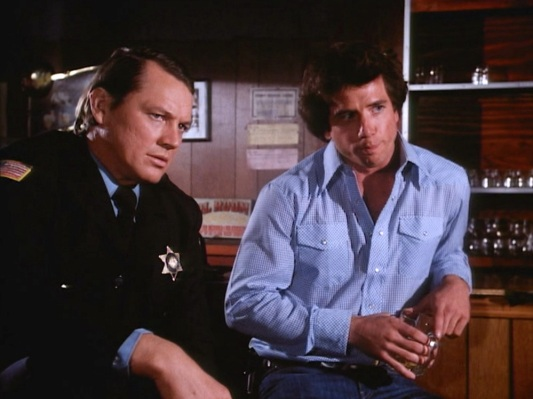 Luke Duke jukes.