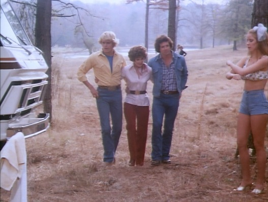 "Bo and Luke are given a tour of the ""mobile madam""'s spread in ""Daisy's Song"" (Episode 1.02). The idea of prostitutes in Hazzard County - or even prostitution in general - would be unheard of by the next season."