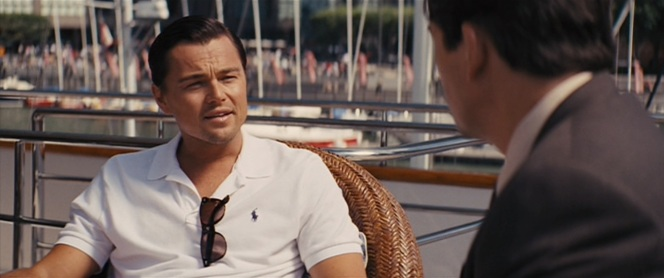 Jordan Belfort isn't the type of guy to let a visit from the feds faze him.