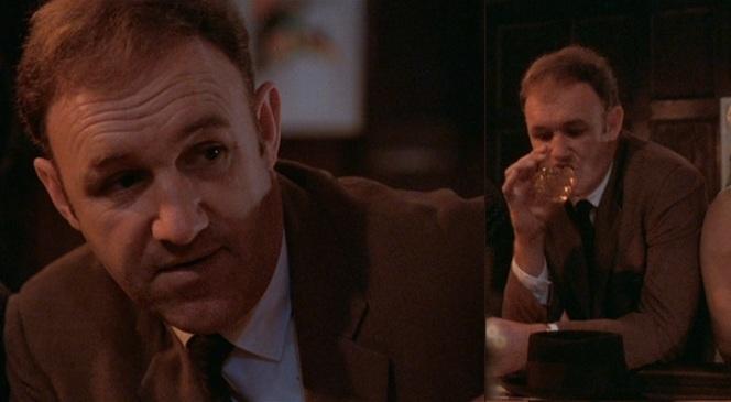 Popeye takes in the local bar scene.
