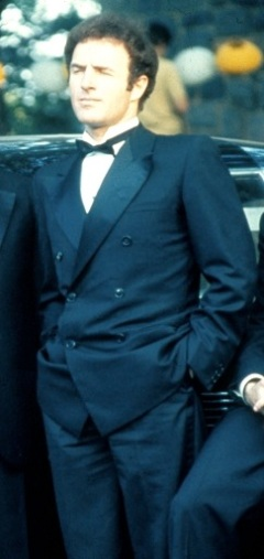 """James Caan as Santino """"Sonny"""" Corleone in The Godfather (1972)."""