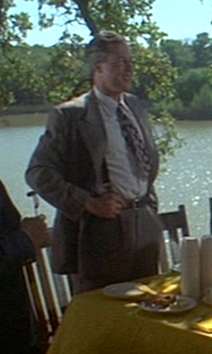 "Steve Kanaly as Charles ""Pretty Boy"" Floyd in Dillinger (1973)."