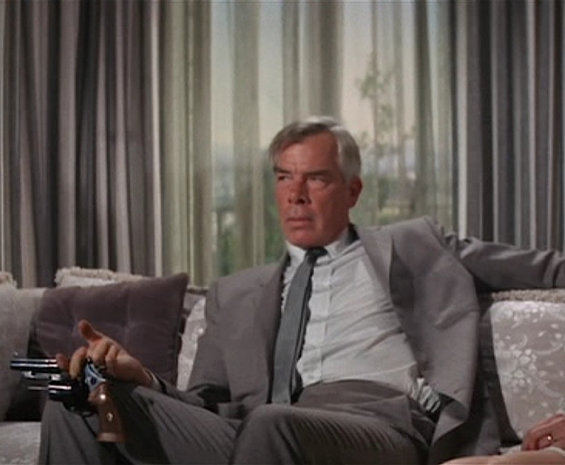 lee marvin height