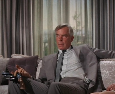 Lee Marvin as Walker in Point Blank (1967).