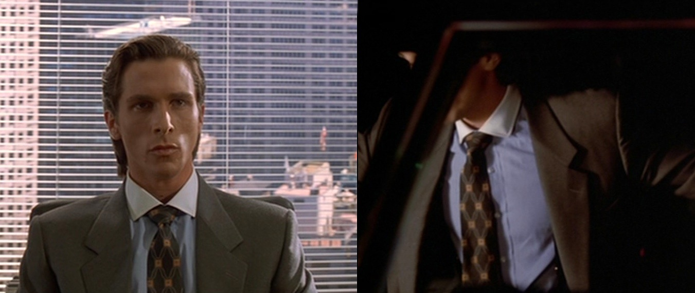 patrick bateman in american psycho In american psycho, what is patrick bateman's obsession with music  everything in bateman's life is  but i find some of the ideas behind american psycho really.