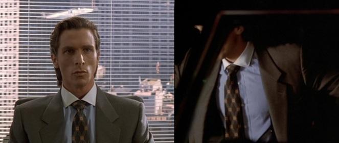 A somewhat Brosnan-esque tie.