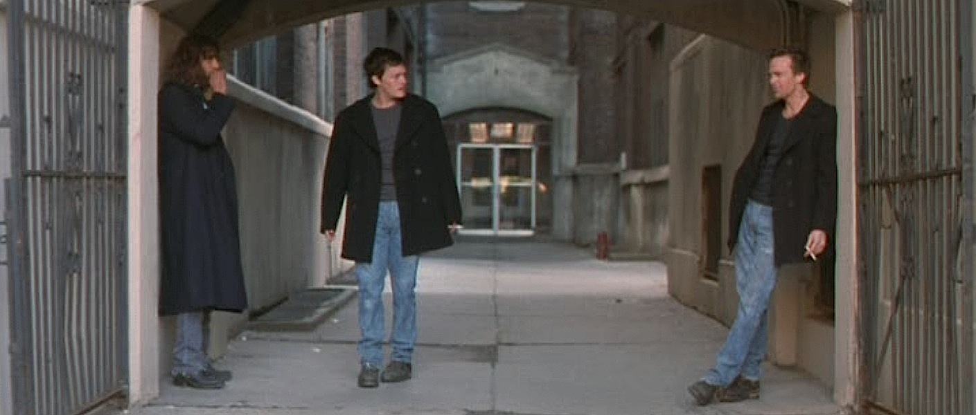 dee198c2 In fact, The Boondock Saints averts the badass longcoat trope by placing  its dopiest lead