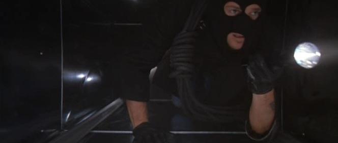 Connor on Die Hard detail.
