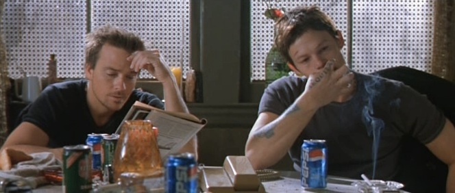 Did I mention that the MacManus brothers drink Pepsi?
