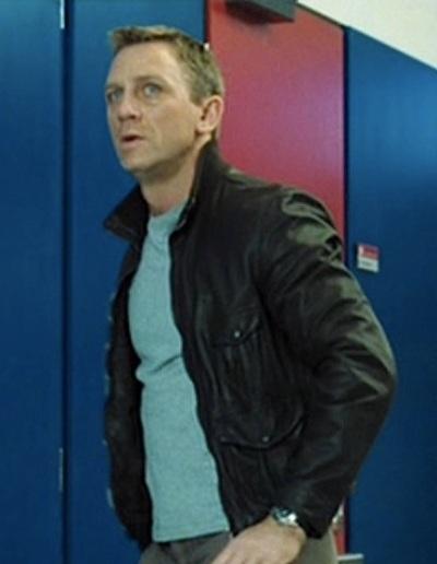 Daniel Craig as James Bond in Casino Royale (2006).