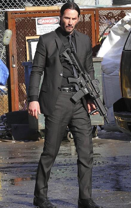 John Wick's Suit | B...