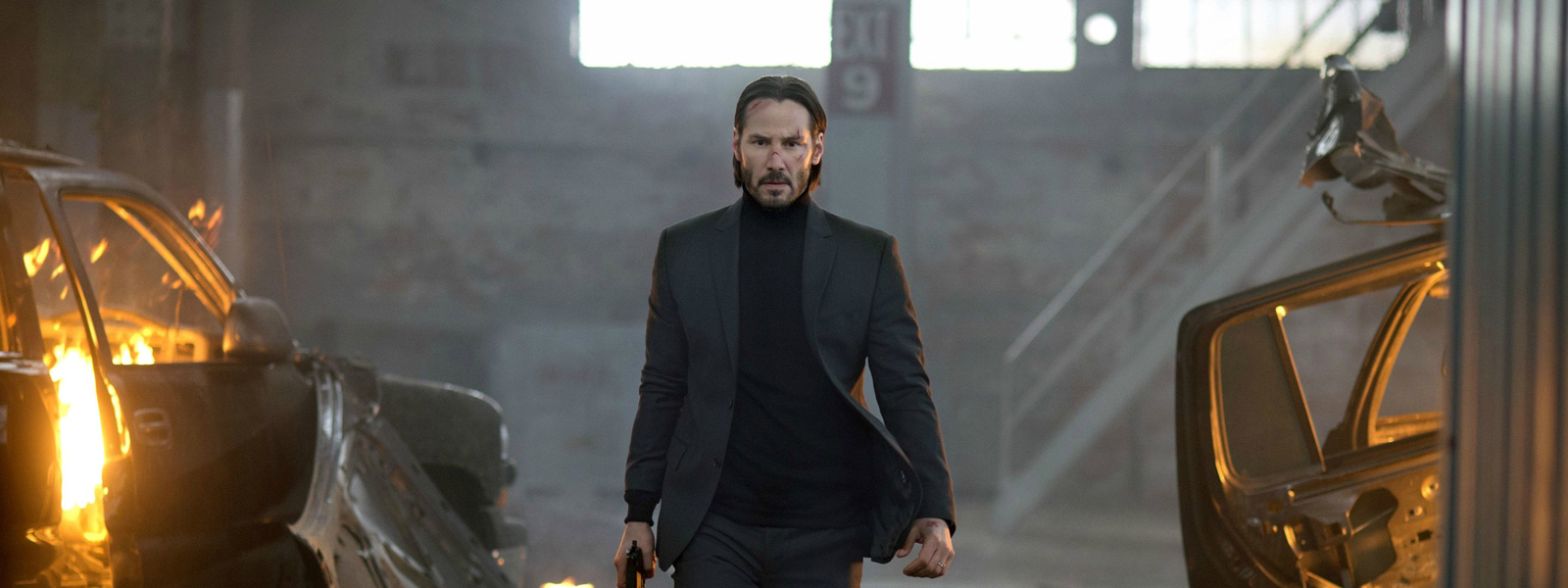 how to get john wick hair