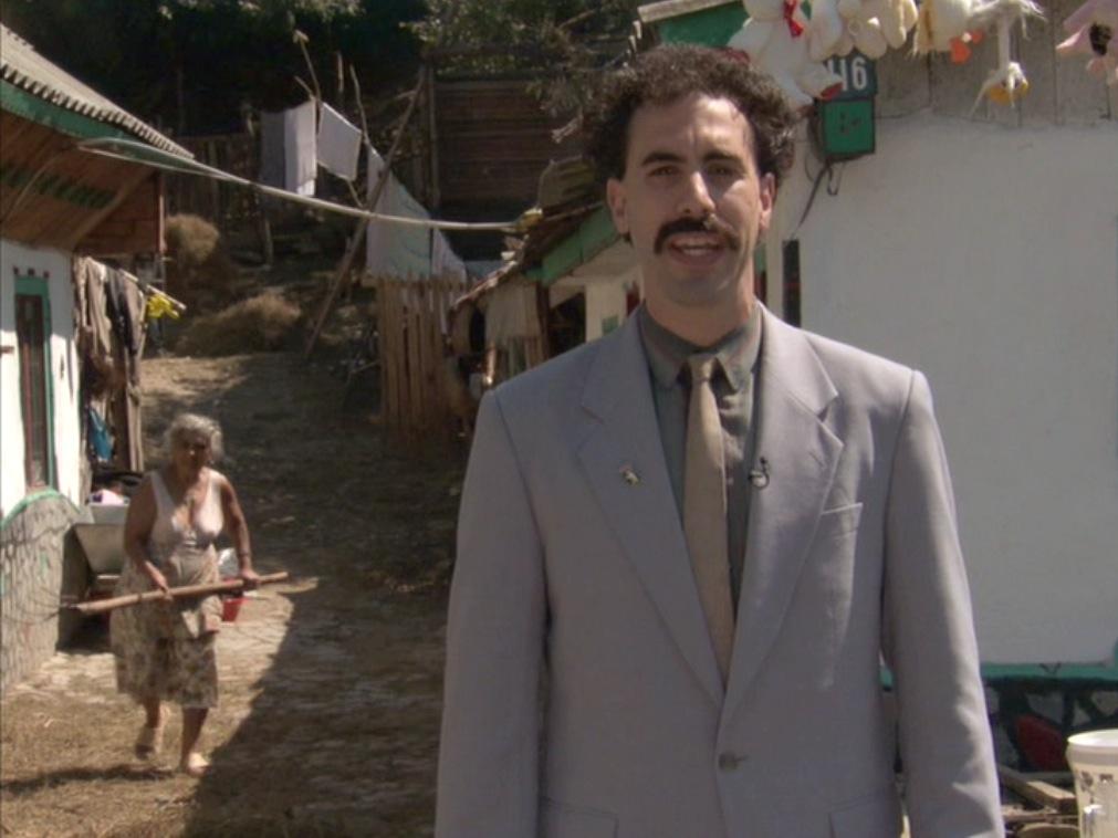 87a0985c33e Borat | BAMF Style