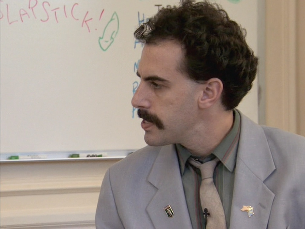 Nice Borat