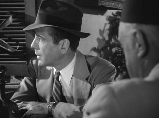 Bogart for Longines.