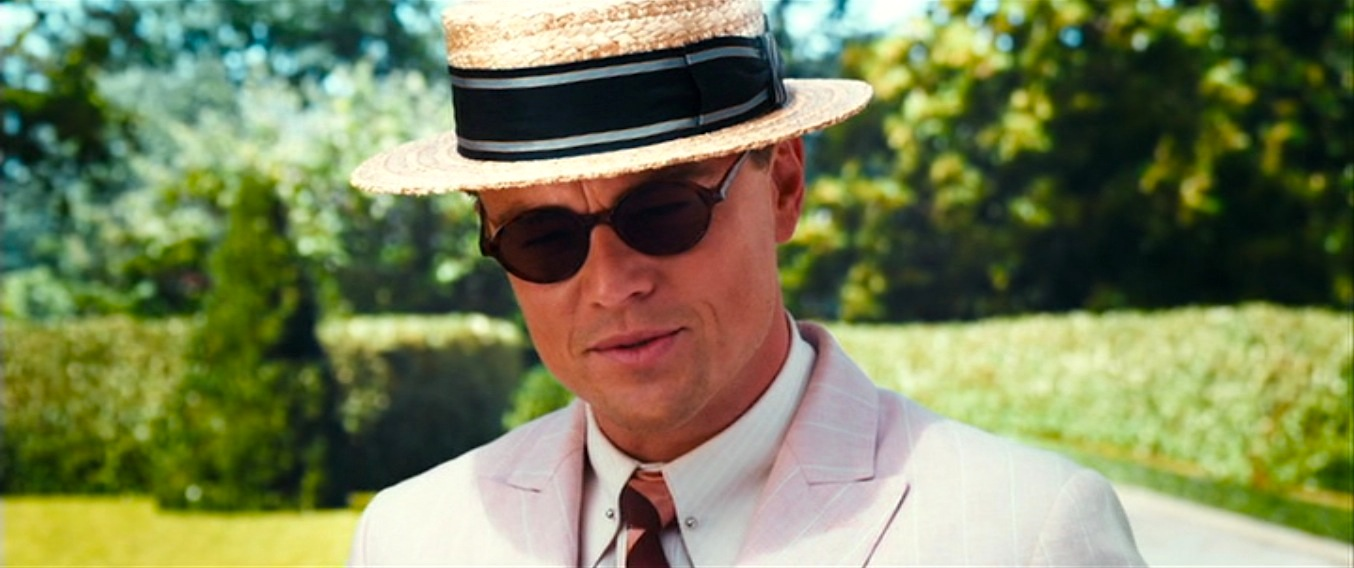 Real Men Wear Pink  DiCaprio as Gatsby  78c022c91d3