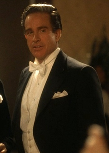 "Warren Beatty as ""Bugsy"" Siegel in Bugsy (1991)."