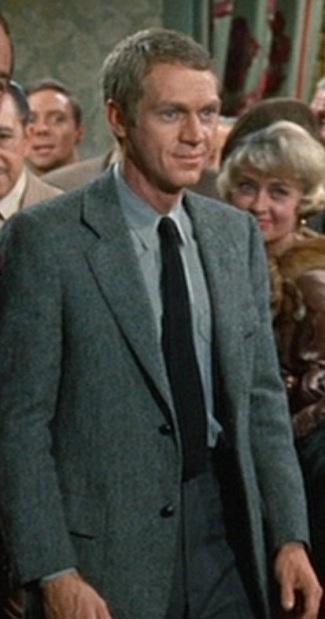 Steve McQueen as Eric