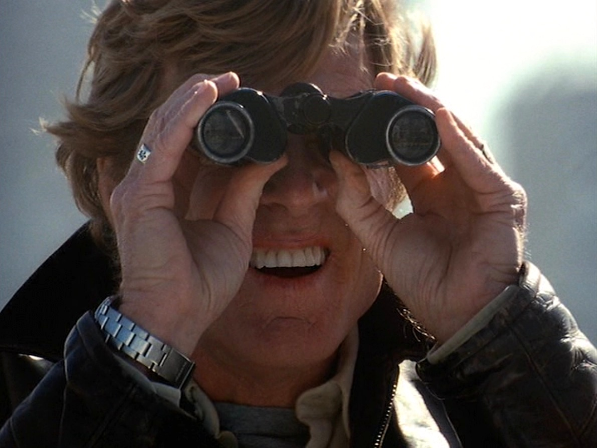 Spy Game Redford S Brown Leather Jacket In Beirut Bamf