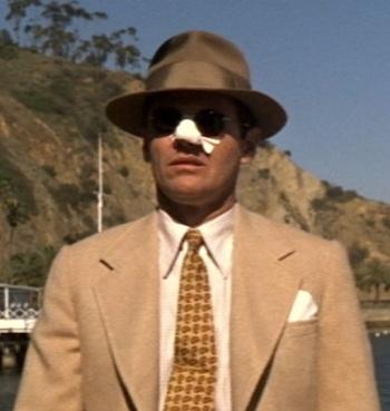 Jack Nicholson as J.J.
