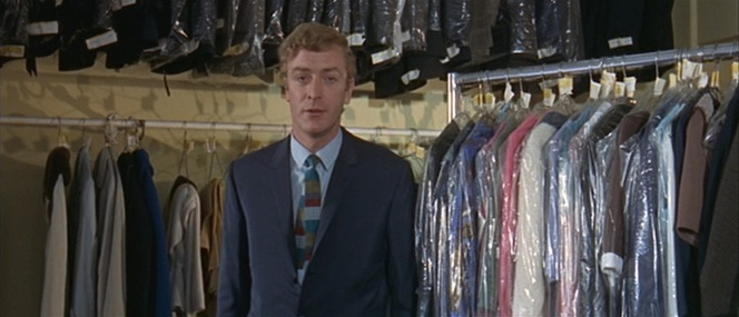"""There was this manageress of a dry cleaners. And I was getting a suit cleaned in the bargain. Well... you can't turn something like that down."""