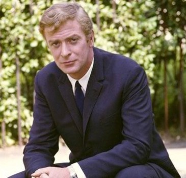 Michael Caine as Alfie Elkins in Alfie (1966).