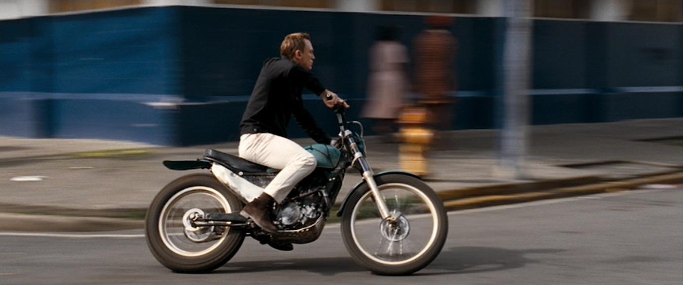Quantum Of Solace Bond S Polo And Cream Jeans In Haiti